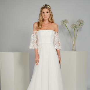 Patsy by Nieve Couture at Lief Bridal