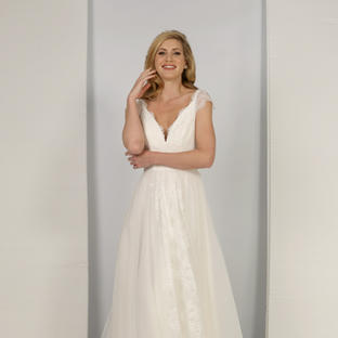Hayley by Nieve Couture at Lief Bridal