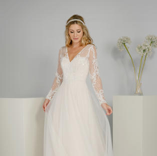 Eden by Nieve Couture at Lief Bridal