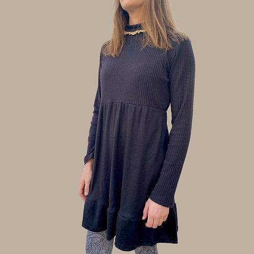 Vestido Lugano Negro