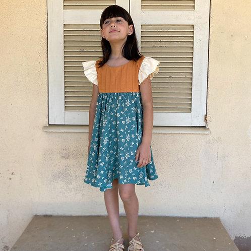 Vestido Cerezo Níspero