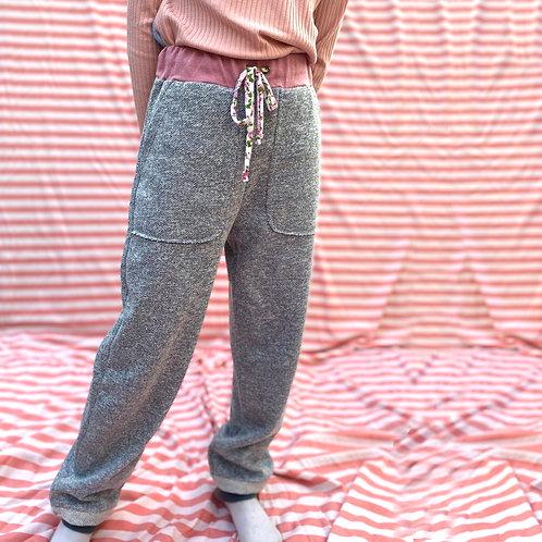Pantalón Zapallo Rosa