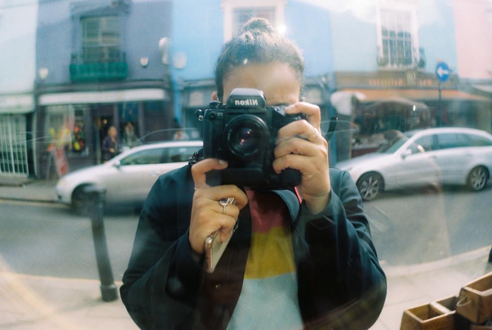 London on film