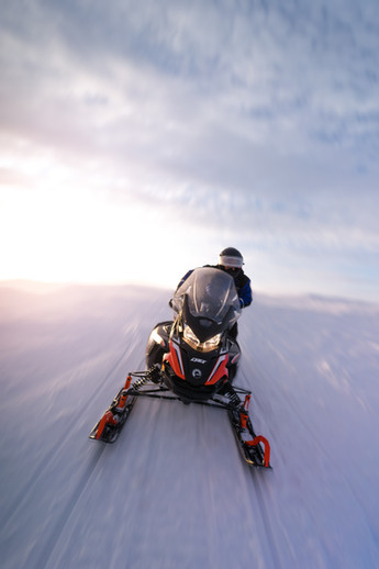 In the middle of nowhere - Sixt Italia -
