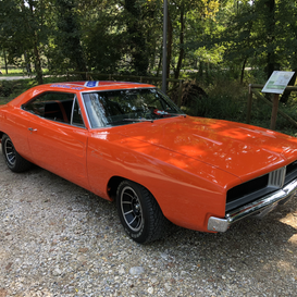 Dodge Challenger R/T 440 del 1969