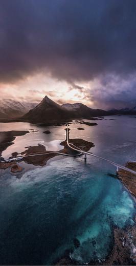 Lofoten_-_Norway_-_Ponte_Gimsoystraumen_