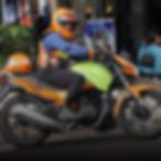 Curso Especialização Mototaxista