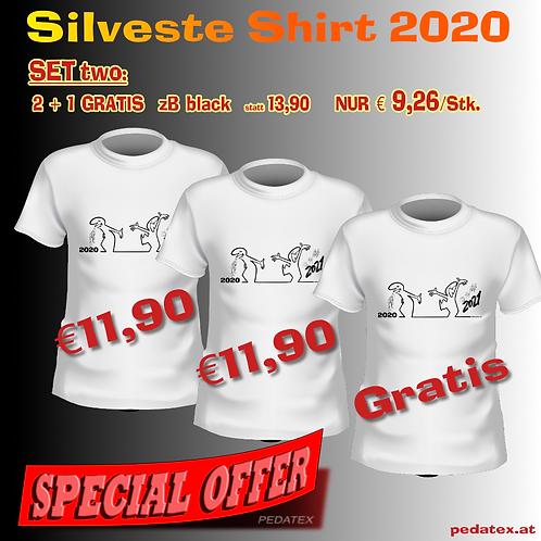 Silvester Shirt Set Two