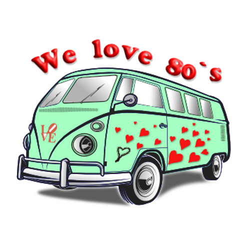 We love the 80´s