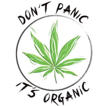 Don´t panic - it`s organic