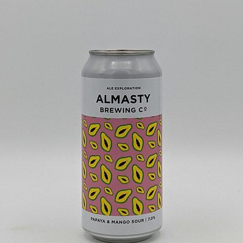 Almasty - Papaya & Mango sour