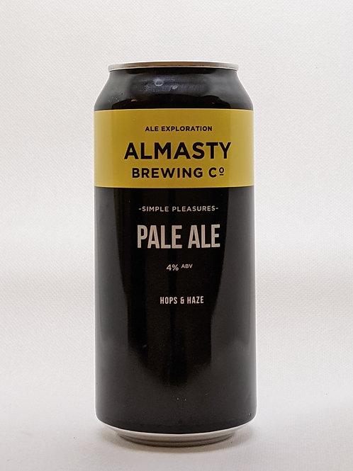 Almasty - Simple Pleasures