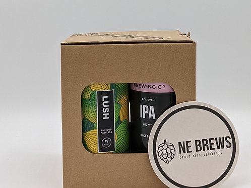 Mixed Can 4 pack