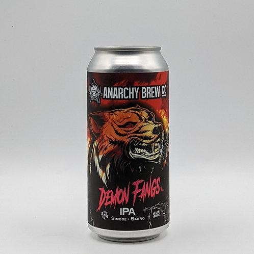 Anarchy - Demon Fangs