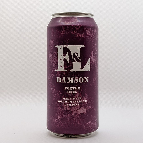 First & Last - Damson