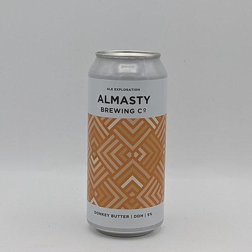 Almasty - Donkey Butter
