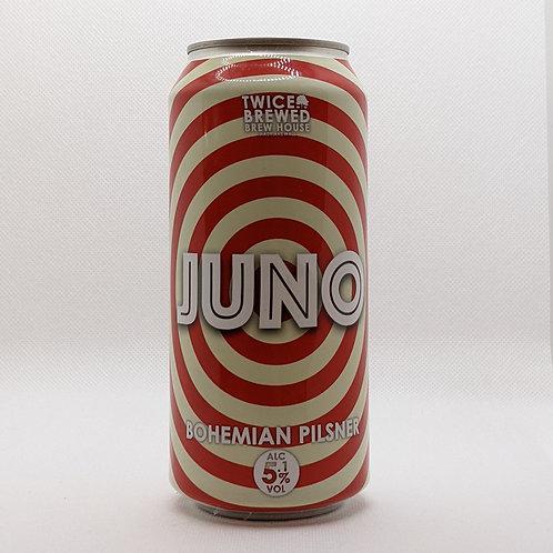 Twice Brewed - Juno