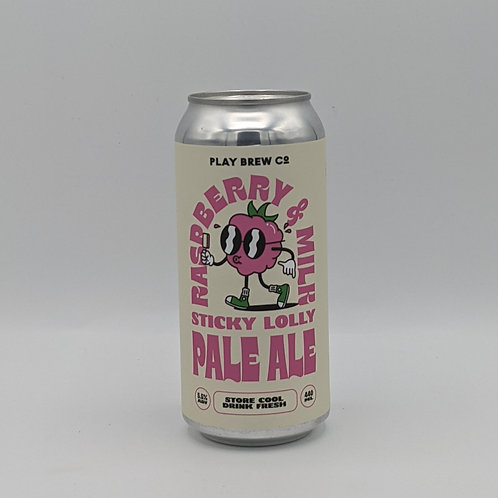 Sticky Lolly - Raspberry & Milk Pale Ale