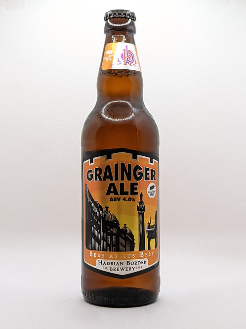 Hadrian Border - Grainger Ale