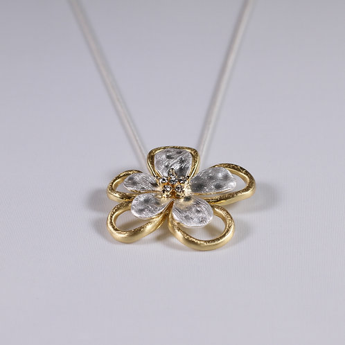2952—Flower Necklace