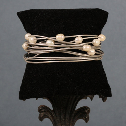 2933—Pearls of Crete Bracelet