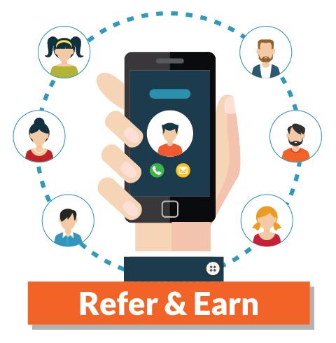 Super Dave Moving Client Referral Rewards