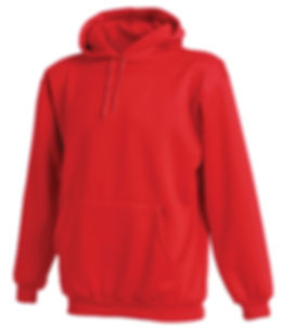 Basic hoodies made in USA