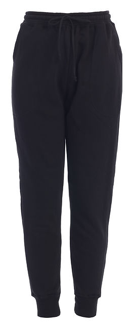 Fleece jogger sweatpants made in USA