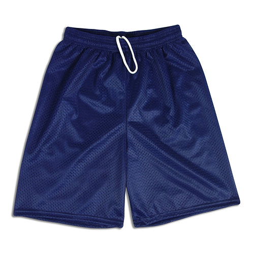 Mesh Active Shorts - No Pocket