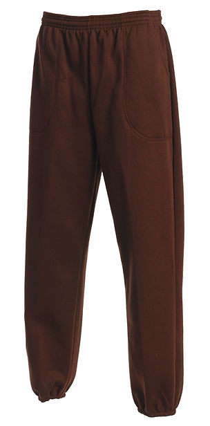 Pocket sweatpants made in USA