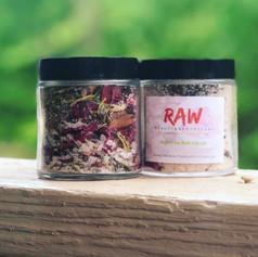 RAW Beauty by Danielle Bath Tea