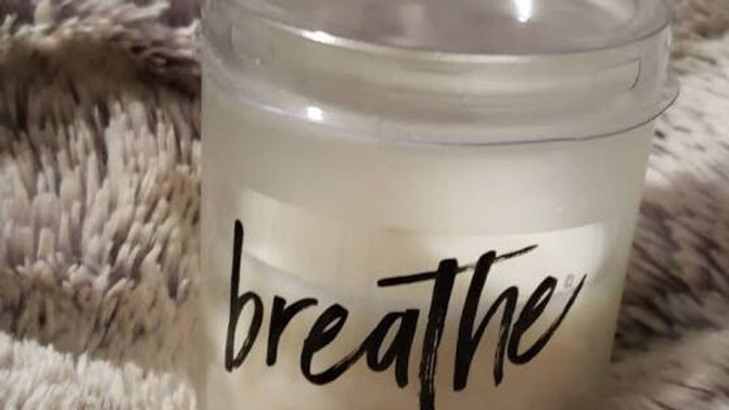"""Soy """"Breath"""" Candle"""