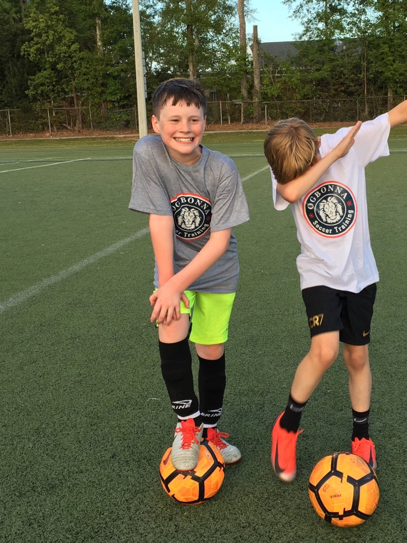 Developing Future Soccer Generations.