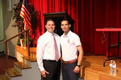 Superintendent Yoder- Calhoun County