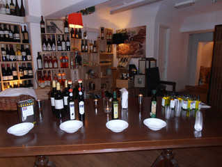 Olive oil schools in Italy