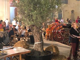 Zejtun olive oil festival in Malta