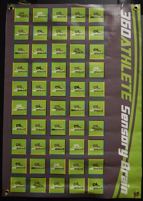 360 Visual Sports Trainer POSTERS