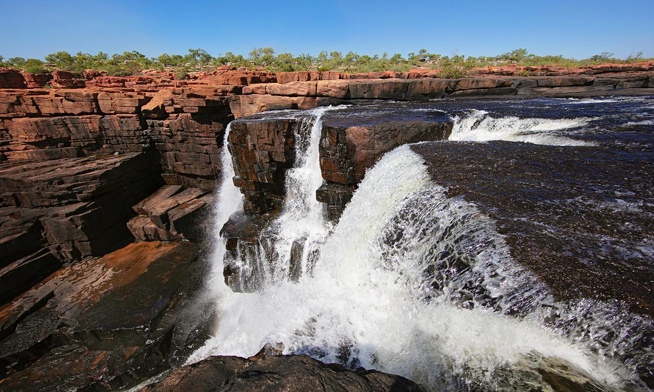 King George's Falls