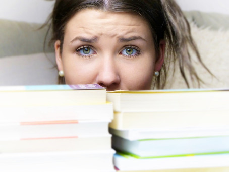 How to overcome difficulty in retaining subject matter for your exams?
