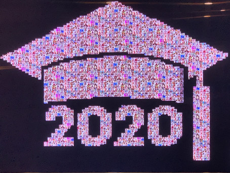 Caps Off To The Class of 2020
