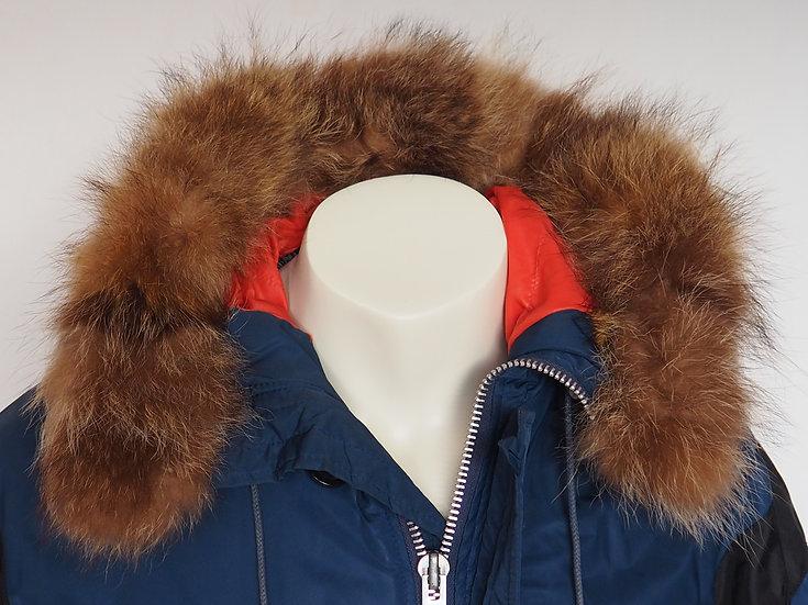 Pánská zimní bunda + lem MÝVAL