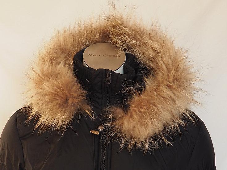 Dámská zimní bunda + lem LIŠKA