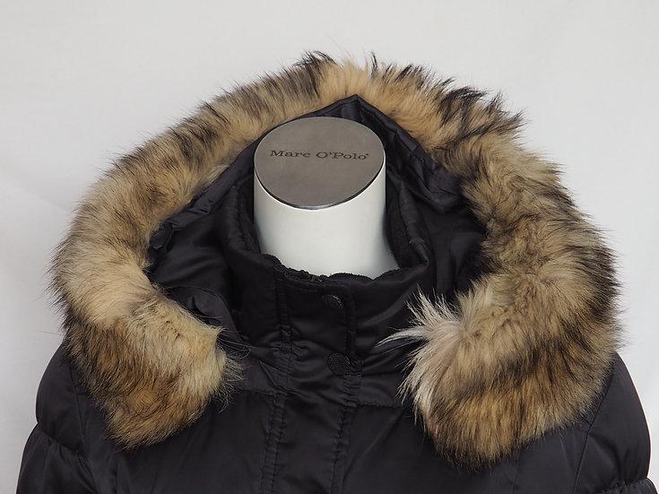 Dámský zimní kabát +lem VLK