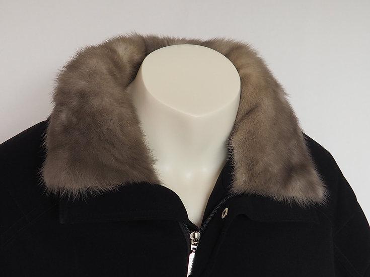 Pánská zimní bunda + límec NOREK