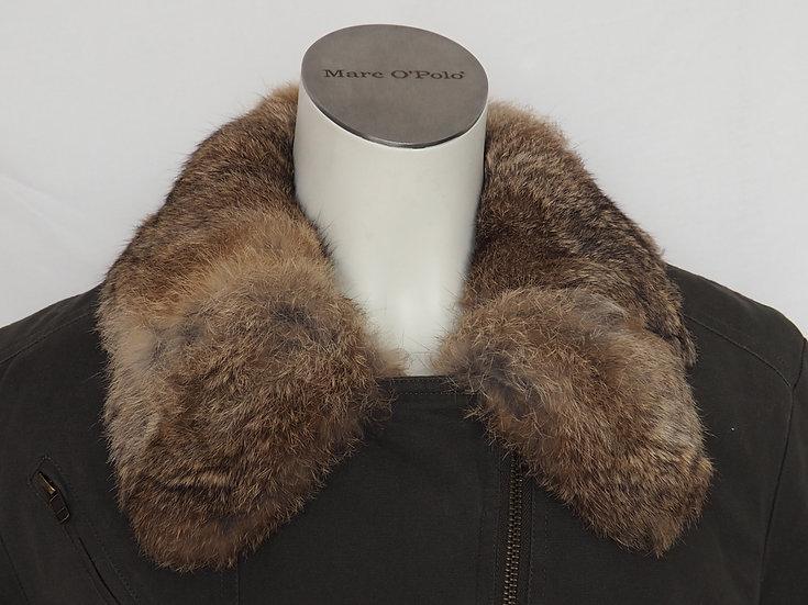 Dámská jarní bunda + límec KRÁLÍK +lem na rukávech KRÁLÍK