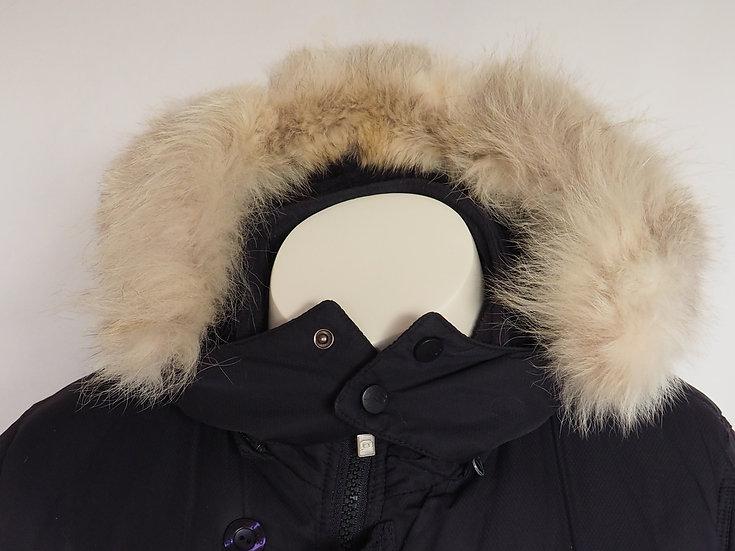 Pánská zimní bunda + lem POLÁRNÍ LIŠKA