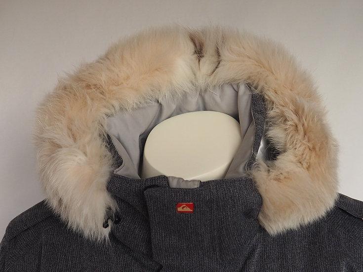 Pánská zimní bunda + lem POLÁRNÍ LIŠKA (pesec)