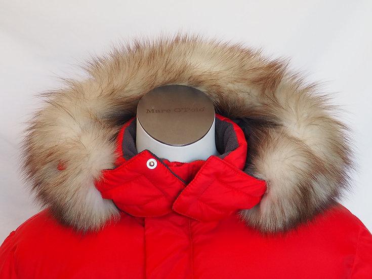 Dámská zimní bunda + límec POLÁRNÍ LIŠKA (pesec)
