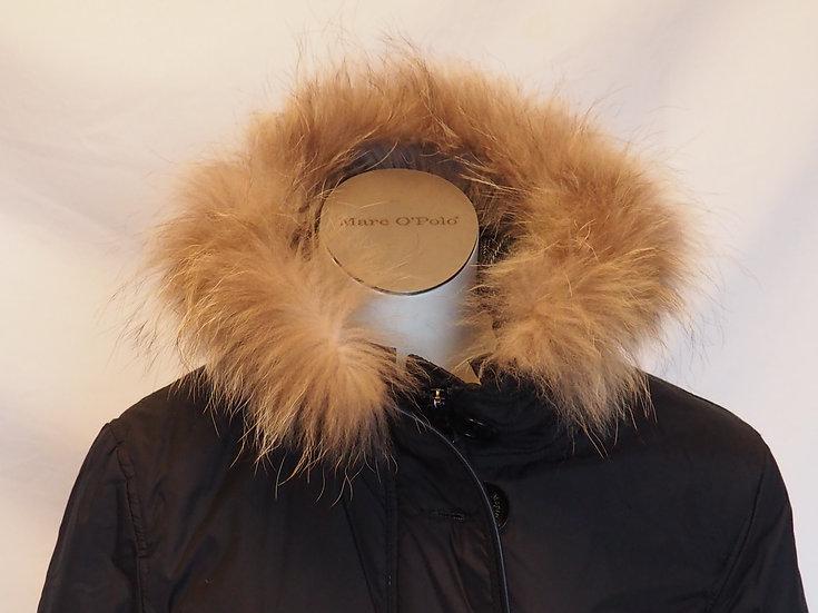 Zimní bunda dámská +lem LIŠKA