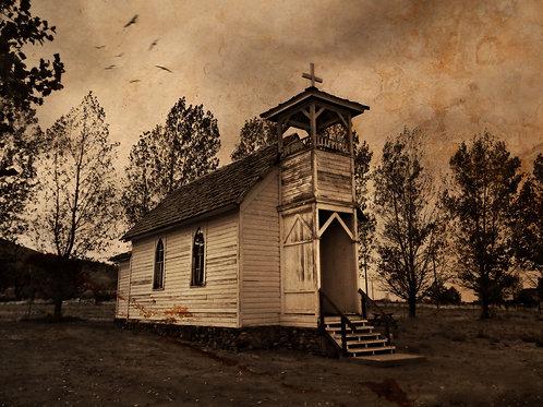 Church, Hwy 395